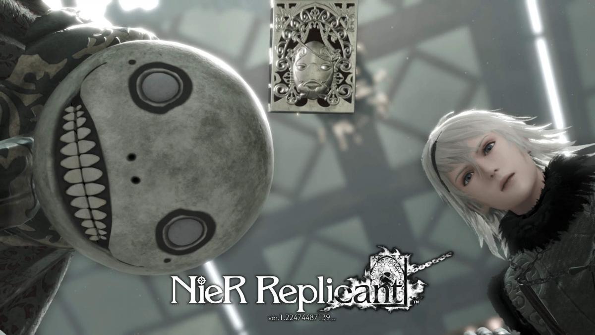 Обновленная NieR Replicant с длинным подзаголовком ver.1.22474487139... /фото Square Enix