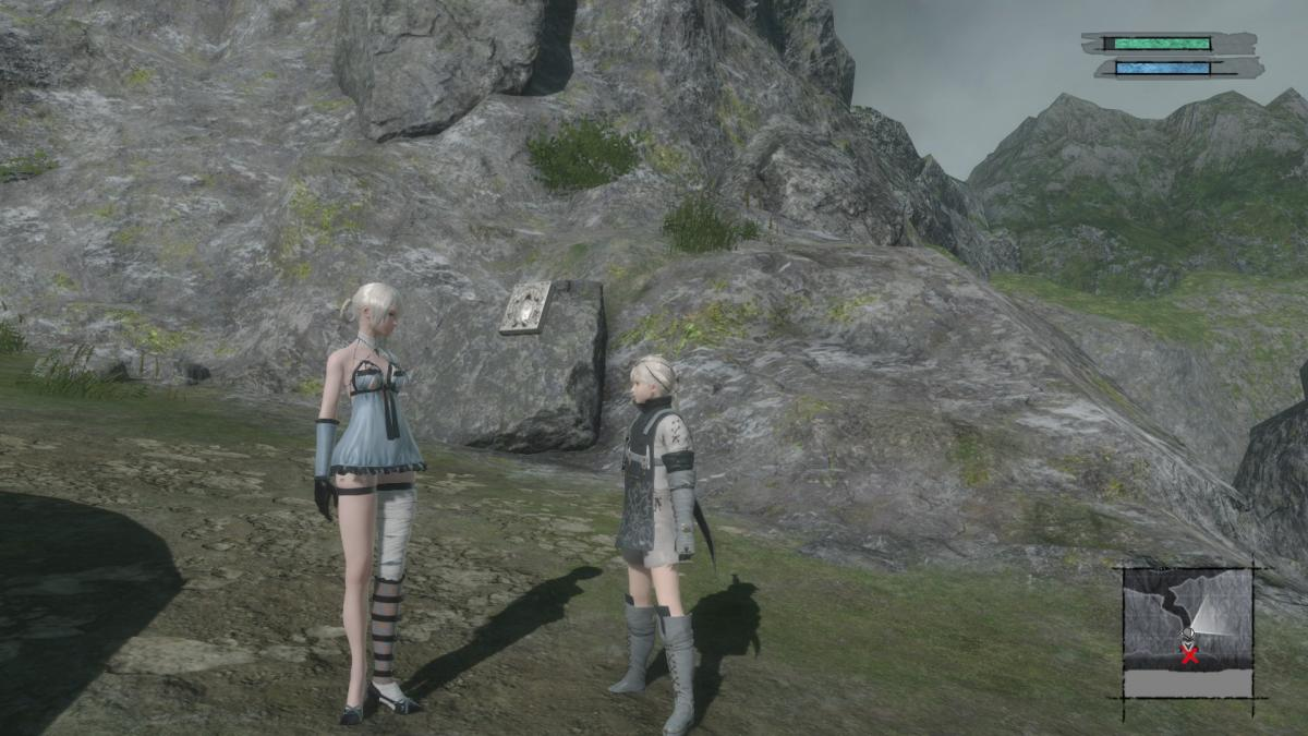 По сюжету главный герой обзаведется сразу несколькими соратниками / скриншот