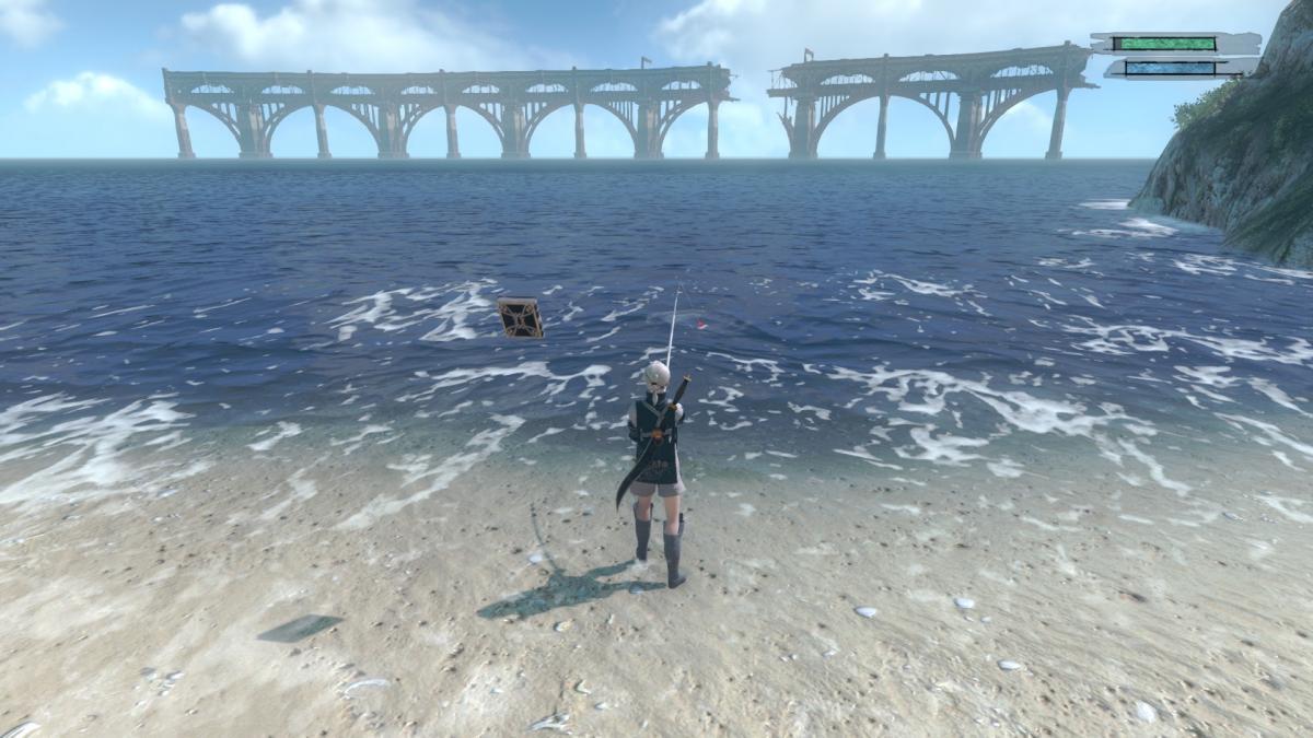 Рыбалка / скриншот