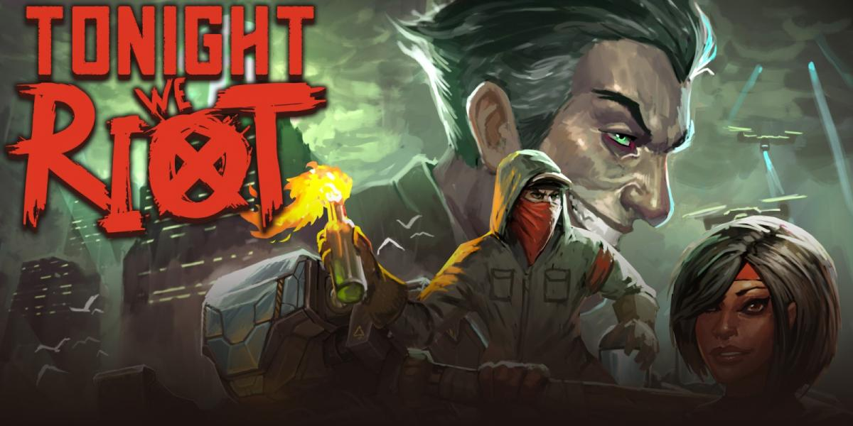 Раздача Tonight We Riot продлится только 2 дня /фото Means Interactive