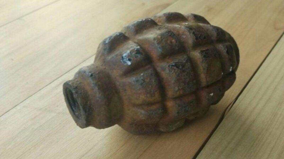 В России ребенок нашел у себя в игрушках гранату и взорвал ее