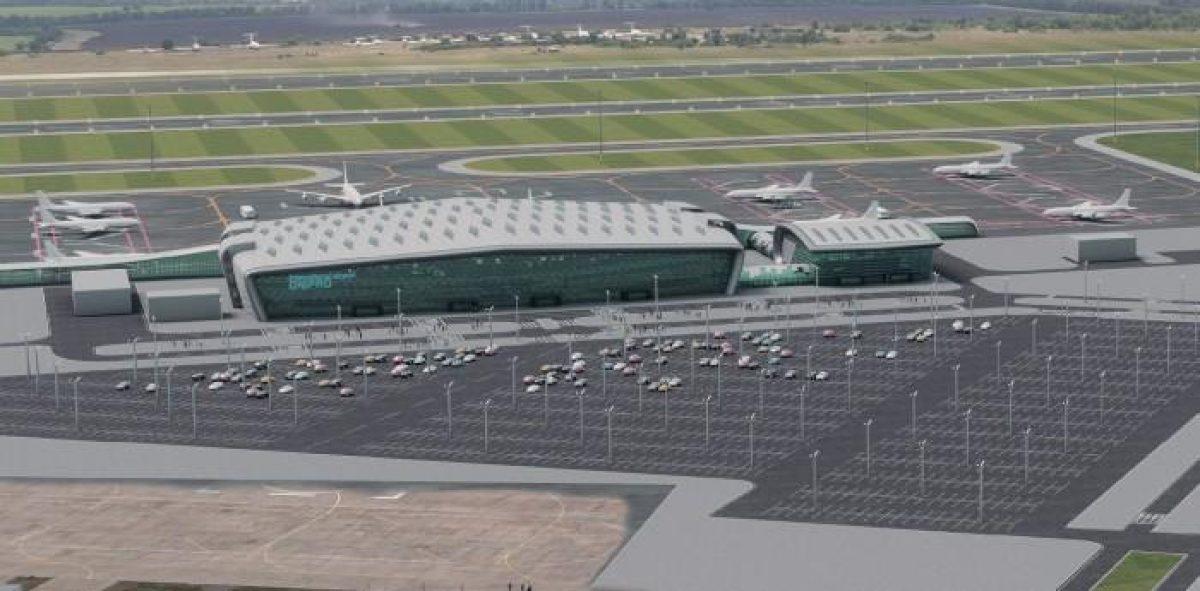 Эксперт раскритиковал темпы строительства взлетно-посадочной полосы в Днепре
