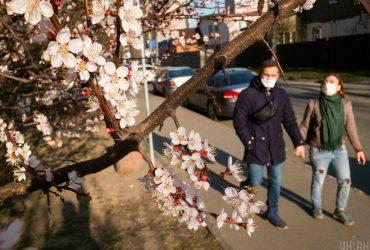 Солнечно и по-весеннему тепло: какой будет погода в Украине 11 апреля (карта)