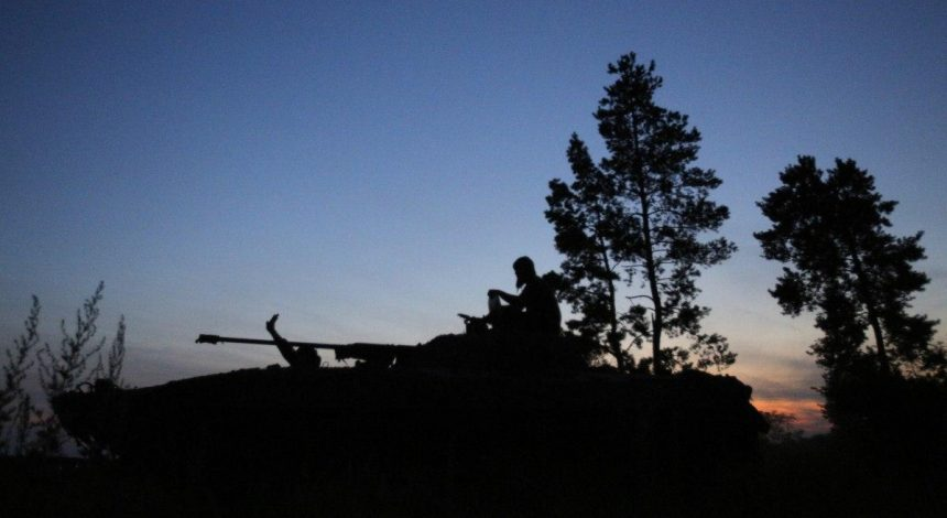 Donbas warzone update: One WIA amid seven truce violations on April 9