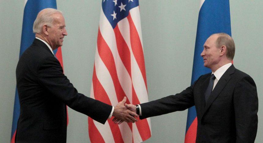 В Белом доме назвали темы переговоров Байдена и Путина
