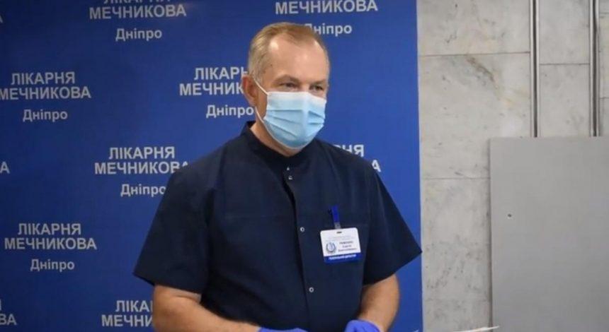 Еще рано говорить, что третья волна COVID-19 прошла - врач из Днепра (видео)