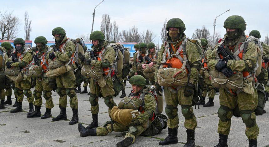Россия показала готовность использовать свои войска в Европе – разведка Финляндии