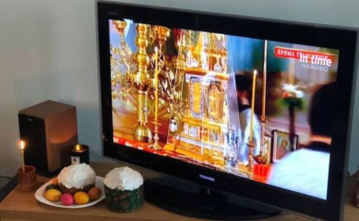 Степанов призывает стариков смотреть Пасхальные богослужения онлайн / скрин видео