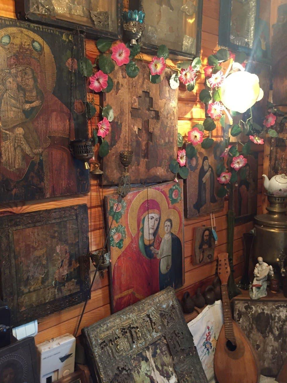 Ікони старообрядців / фото УНІАН