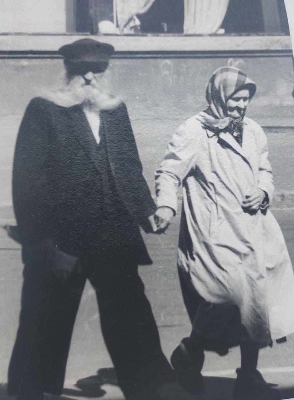 Старовіри Фадій і Васса, 60-ті роки / фото УНІАН