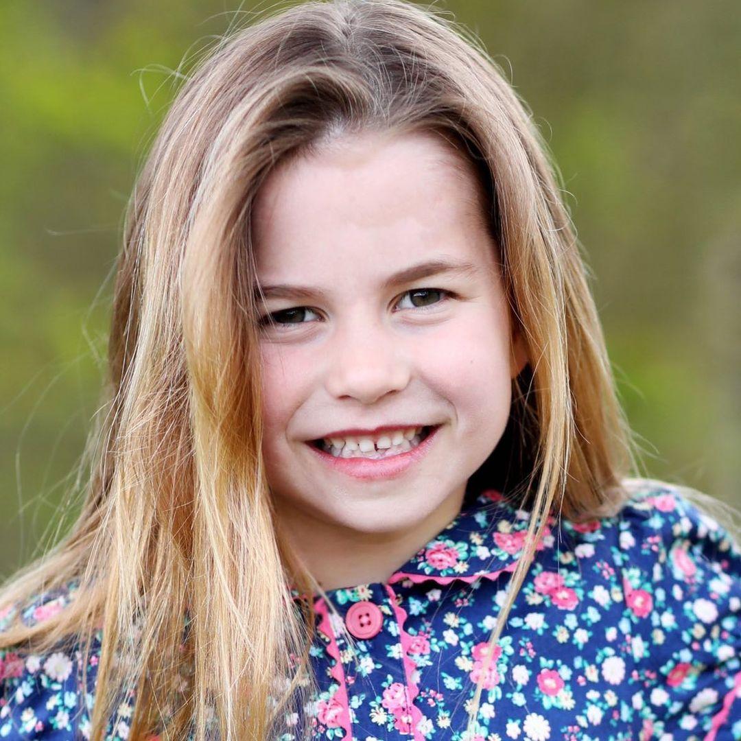Принцессе Шарлотте исполнилось 6 лет / фото instagram.com/theroyalfamily