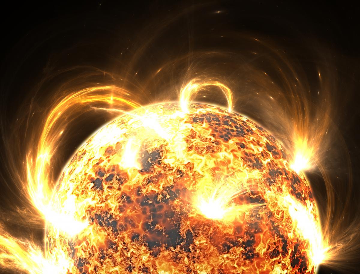 Сегодня на Землю обрушится солнечный шторм / фото ua.depositphotos.com