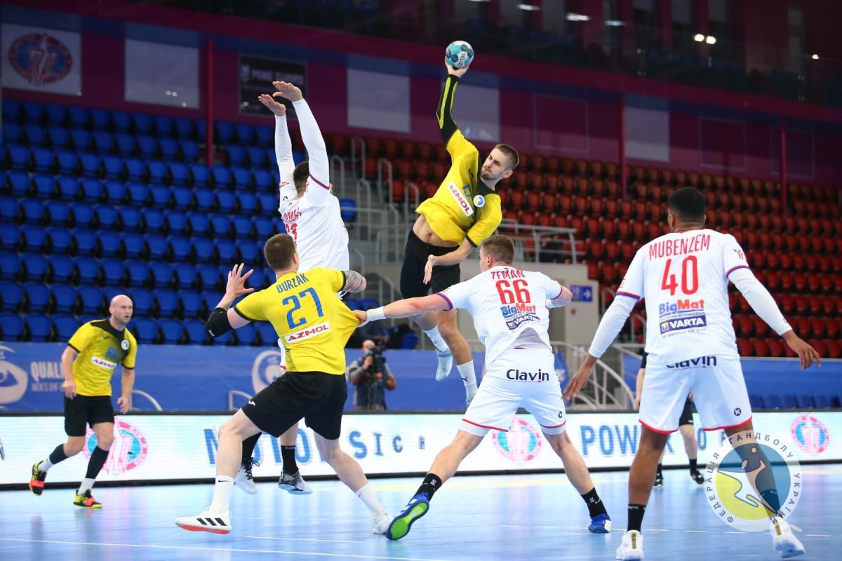 Два поражения чехам могли дорого стоить / фото handball.net.ua