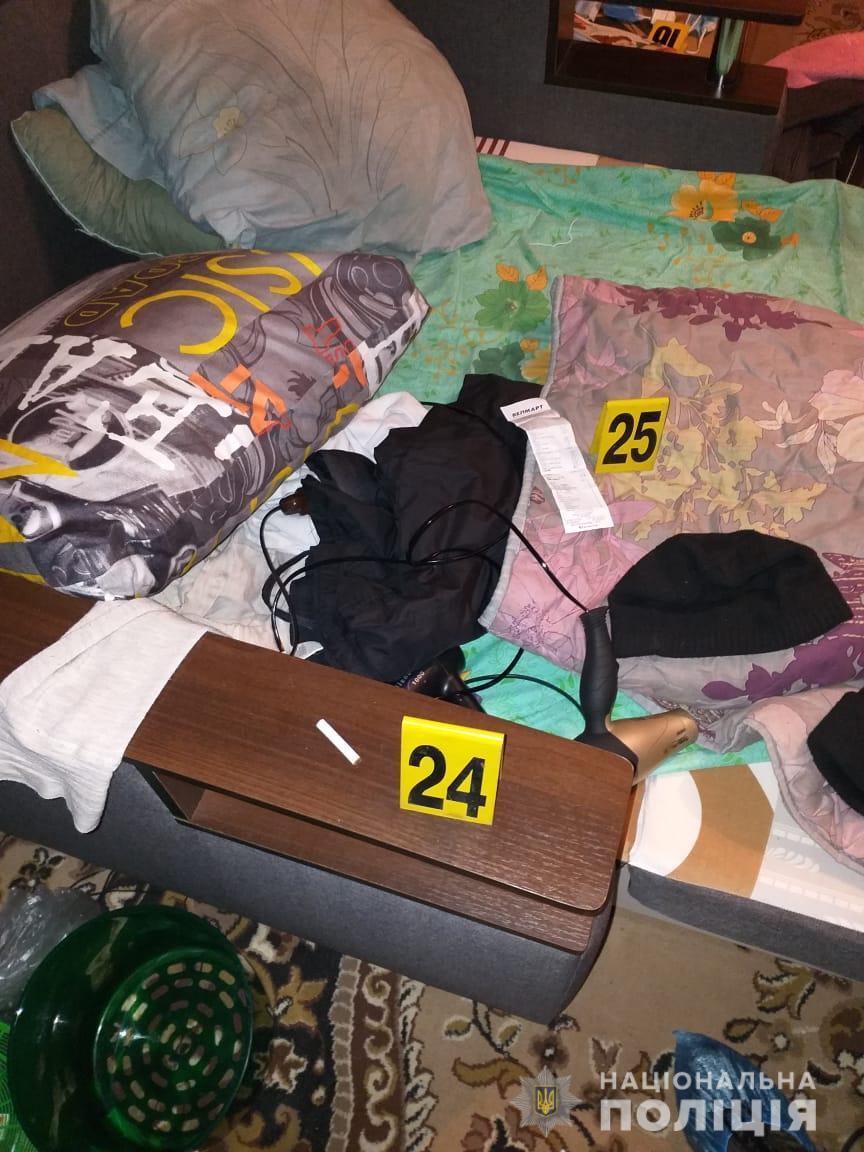 Погибшие проживали вместе / фото полиции Харьковщины