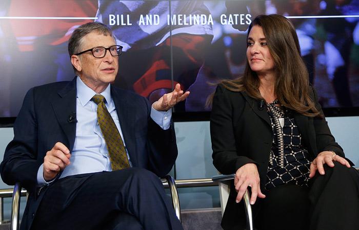 3 мая стало известно о разводе Билла и Мелинды Гейтс/ фото Reuters