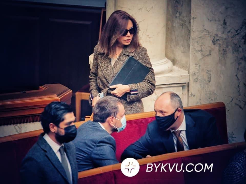 Вікторія Сюмар / bykvu.com