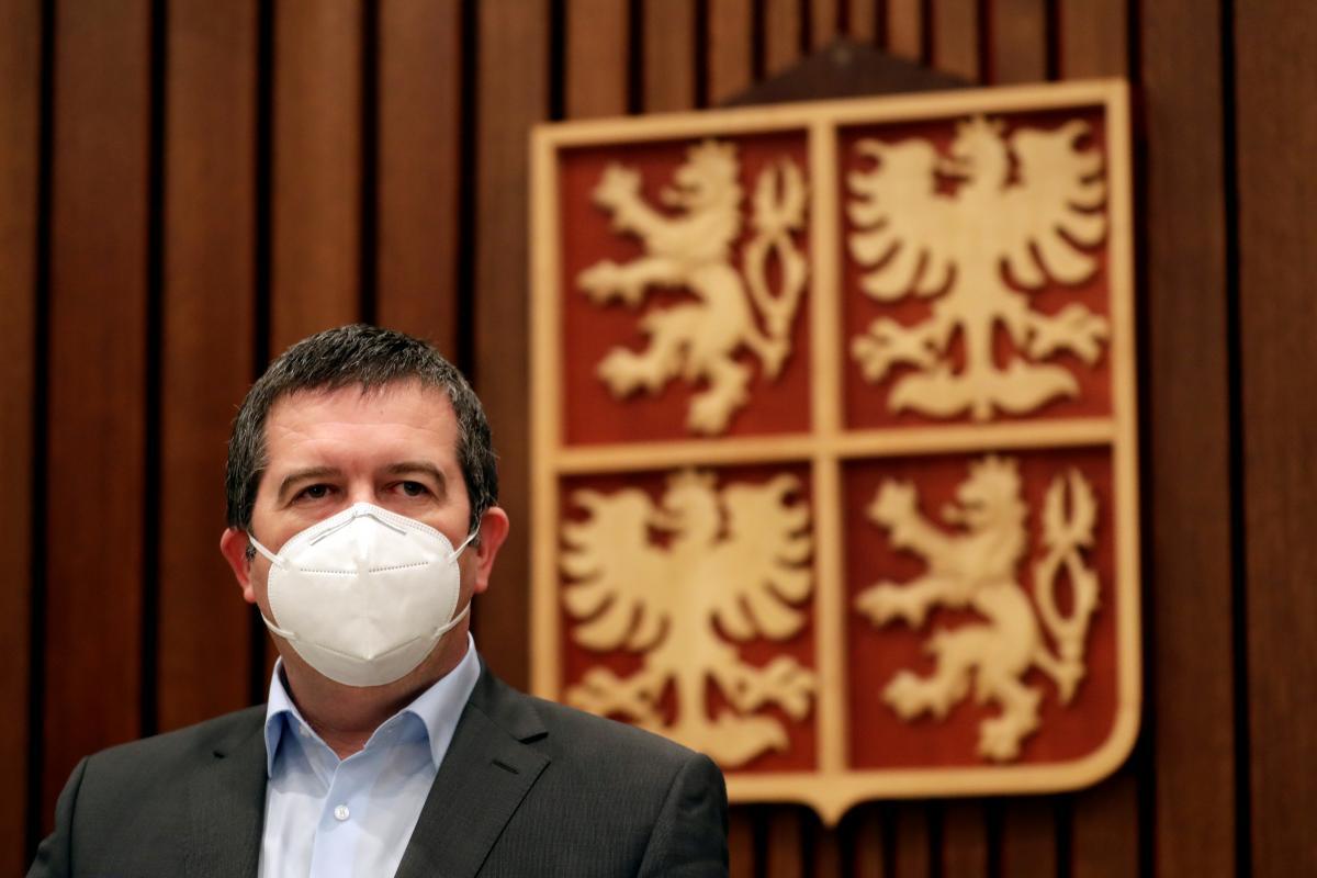 Ян Гамачек категорично спростовує звинувачення ЗМІ / фото REUTERS