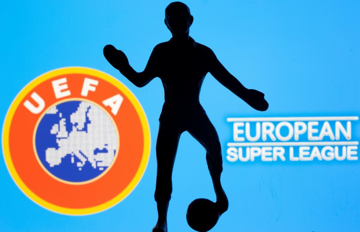 Протистояння УЄФА і Суперліги триває / фото REUTERS
