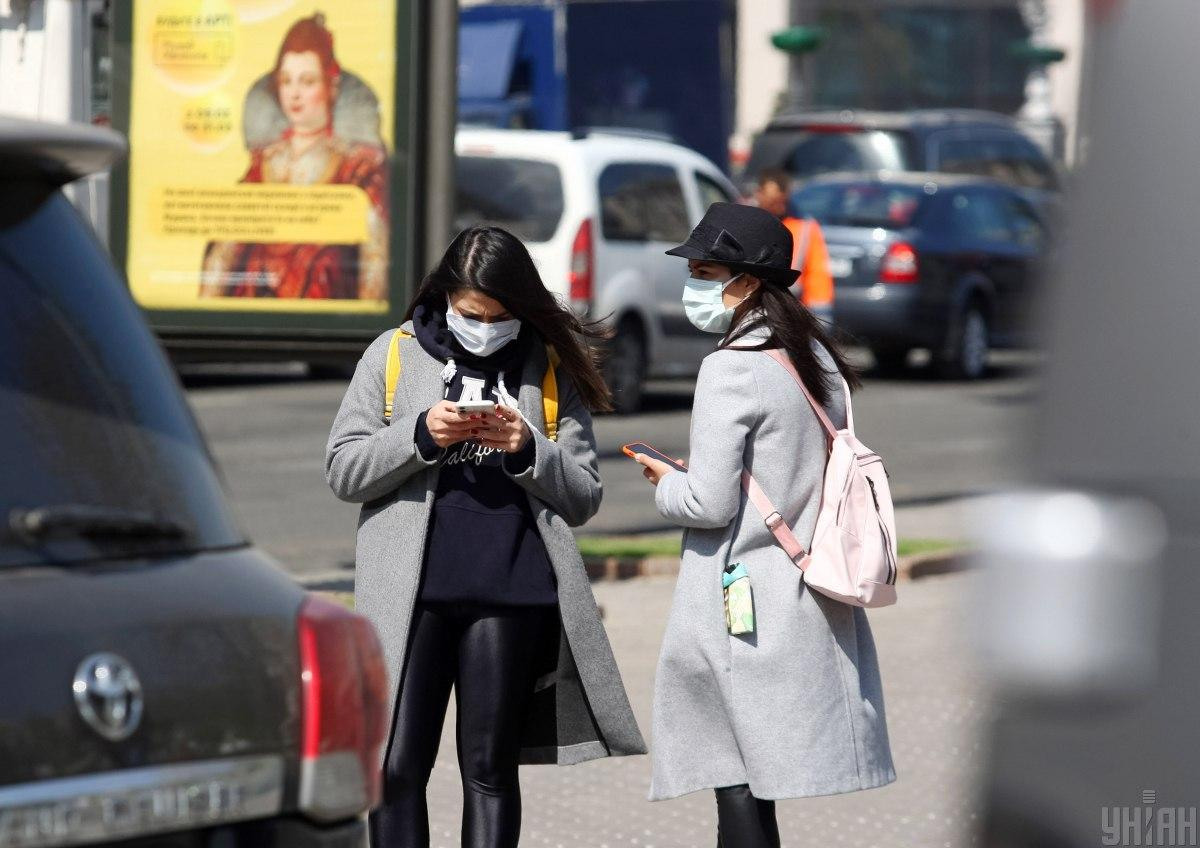 В Україні збільшується загальна кількість хворих на коронавірус \ фото УНІАН