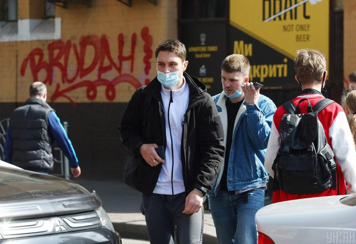 The largest number of new cases was reported by Dnipropetrovsk region / Photo from UNIAN