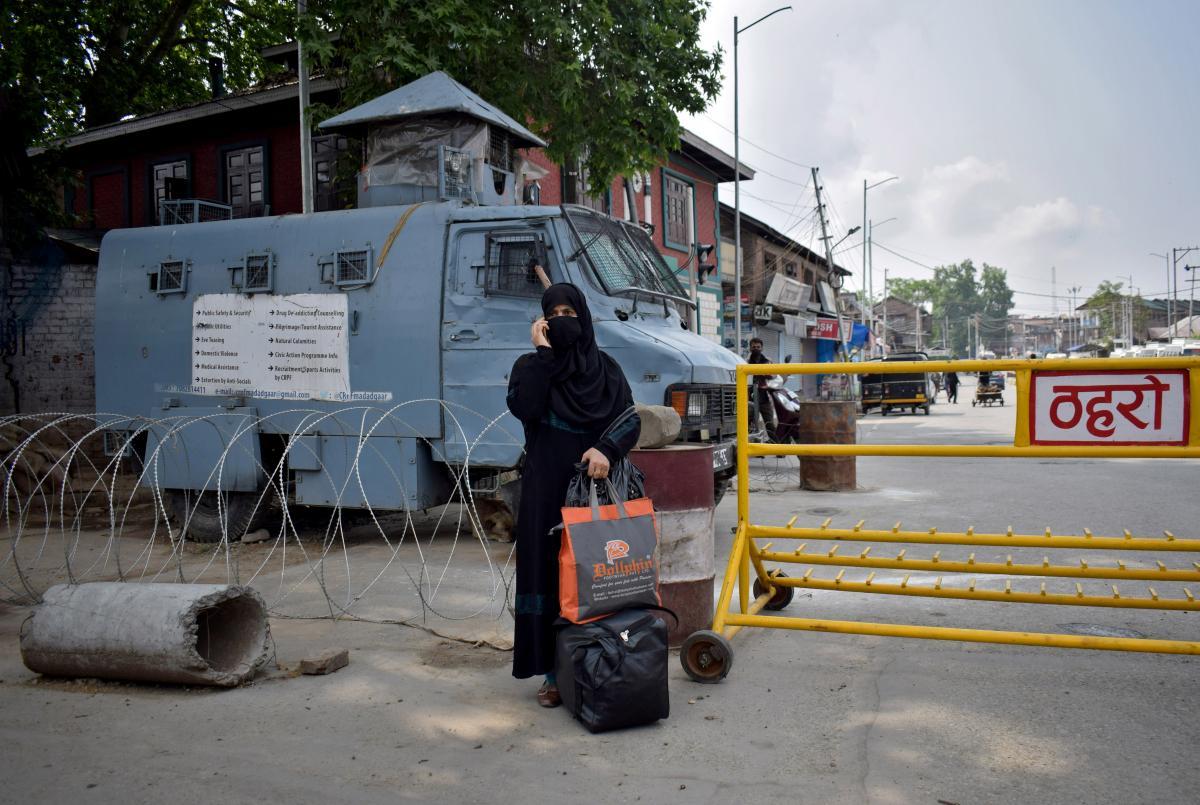 В Индии ухудшается ситуация с коронавирусом/ REUTERS