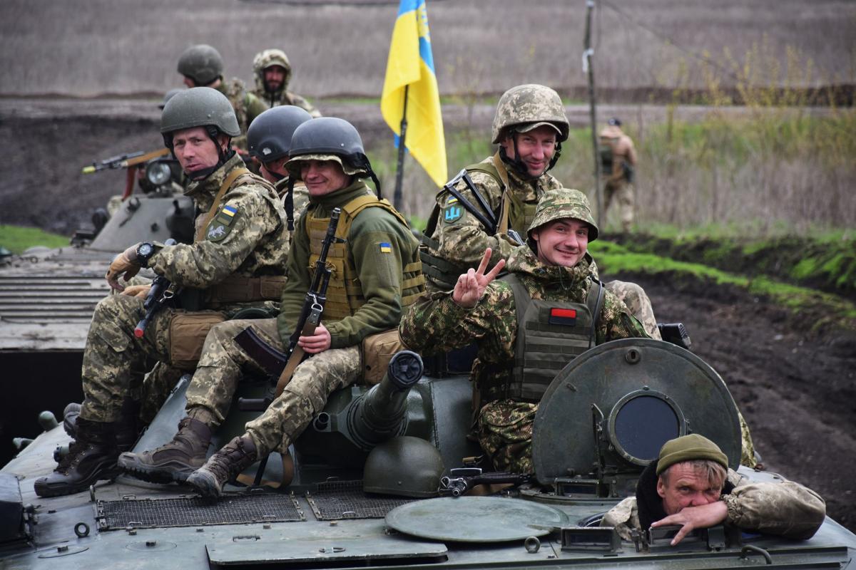 Таран заявив, що Україна не піде шляхом тотальної мілітаризації \ facebook.com/MinistryofDefence.UA