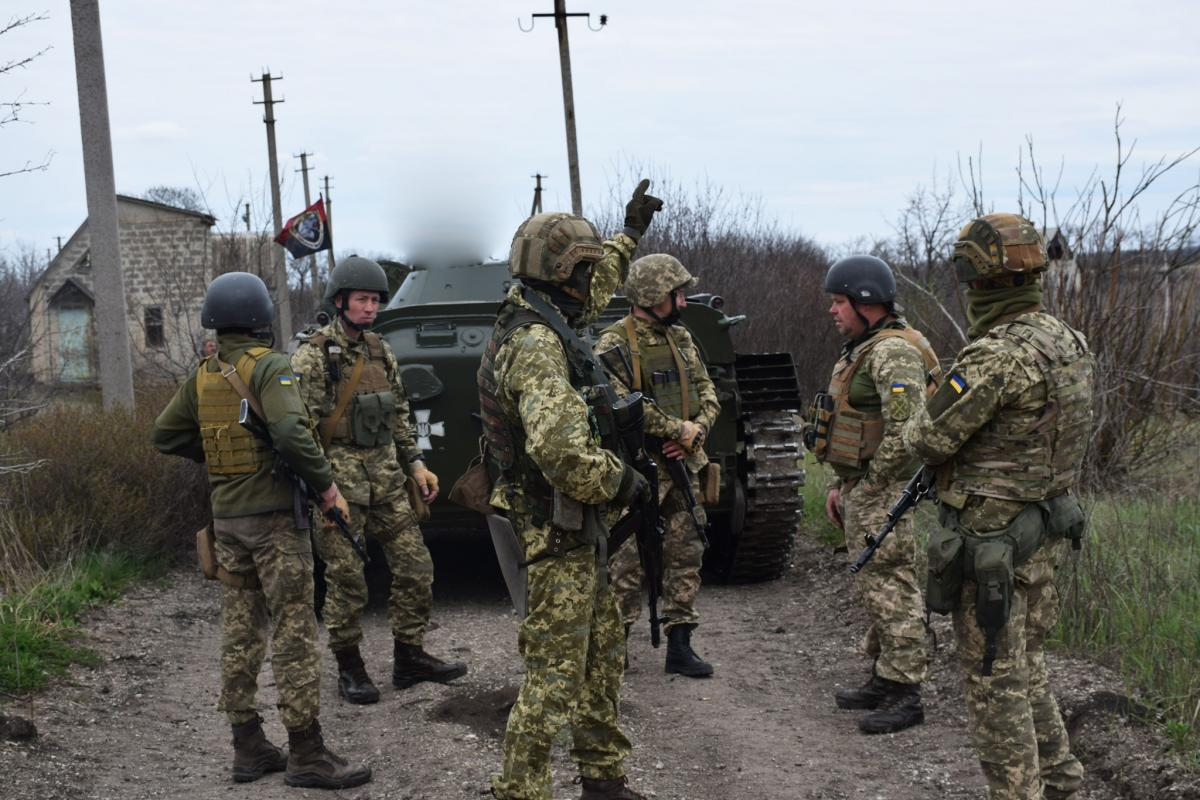 День пехоты - история и поздравления с праздником / фото Минобороны Украины