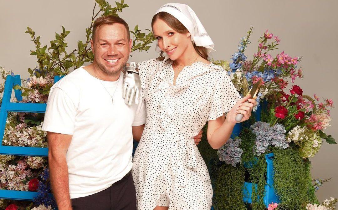 Андре Тан та Катя Осадча анонсували запуск спільної колекції одягу / фото instagram.com/kosadcha/