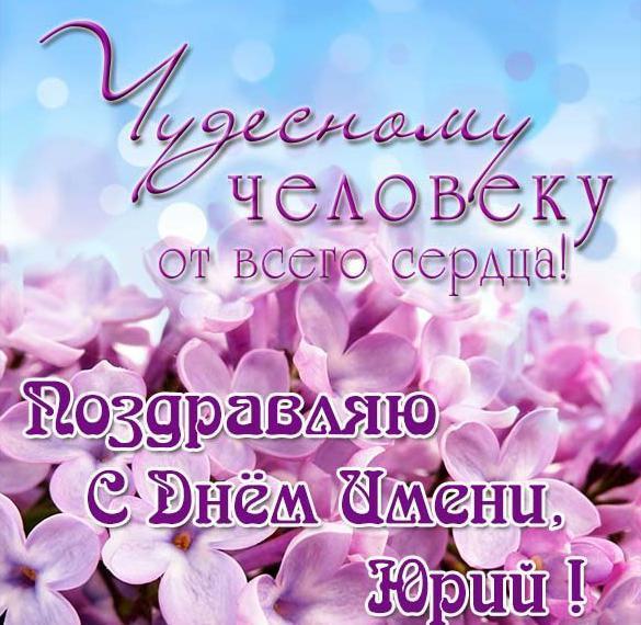 С именинами Юрия / фото iecards.ru