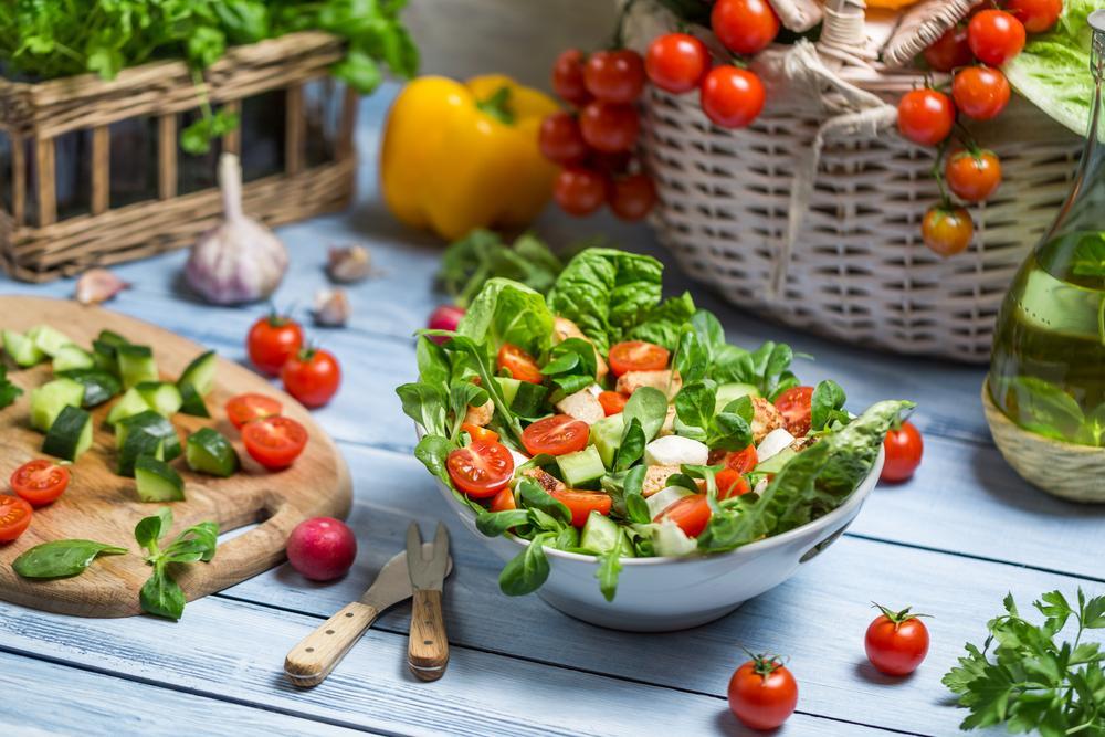 Овочевий салат / фото ua.depositphotos.com