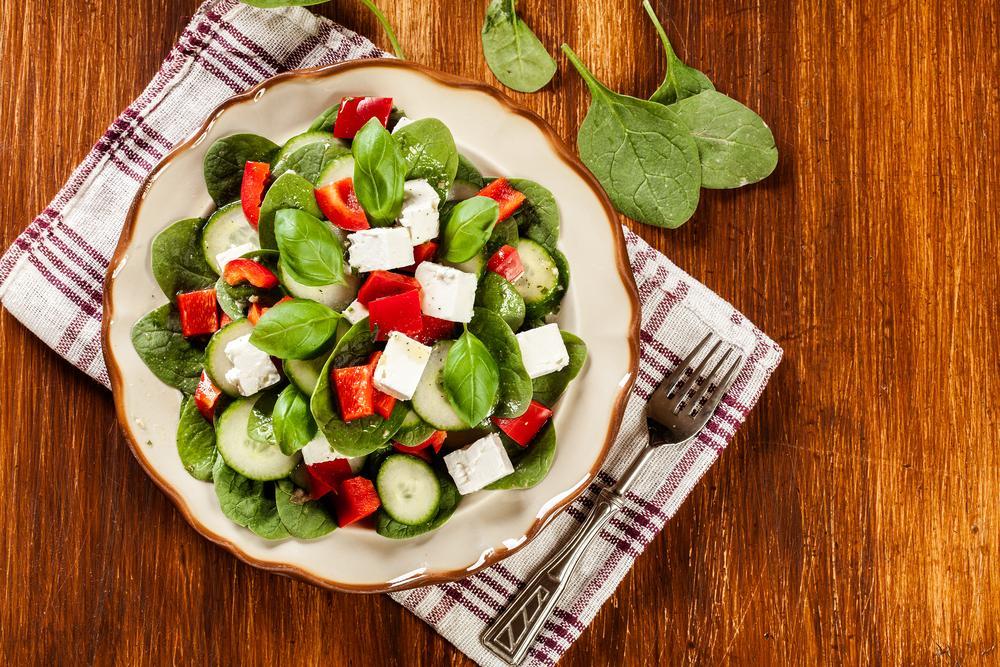 Рецепт овощного салата / фото ua.depositphotos.com