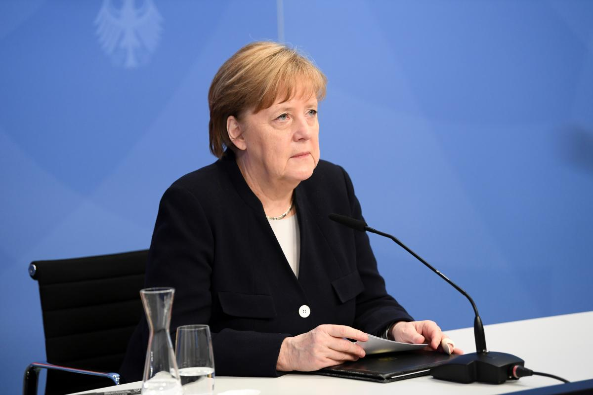 This issue will be discussed during Merkel's trip to the United States / photo by REUTERS