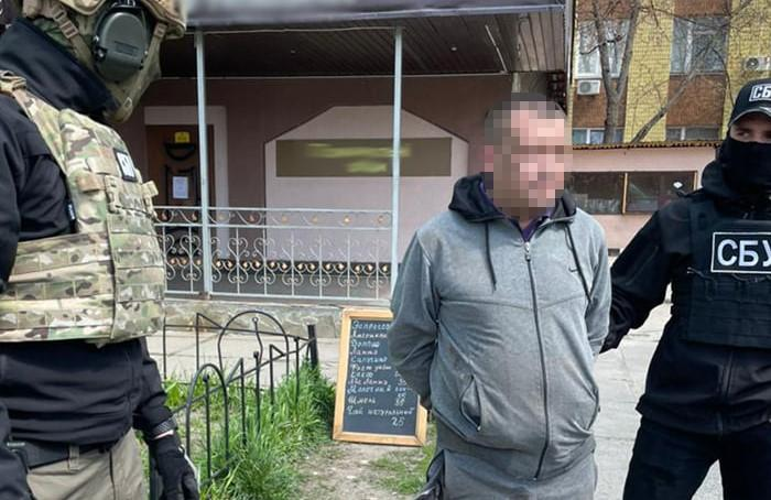 Полученную информацию братья продавали на одном из столичных рынков / фото facebook.com/kyiv.gp.gov.ua