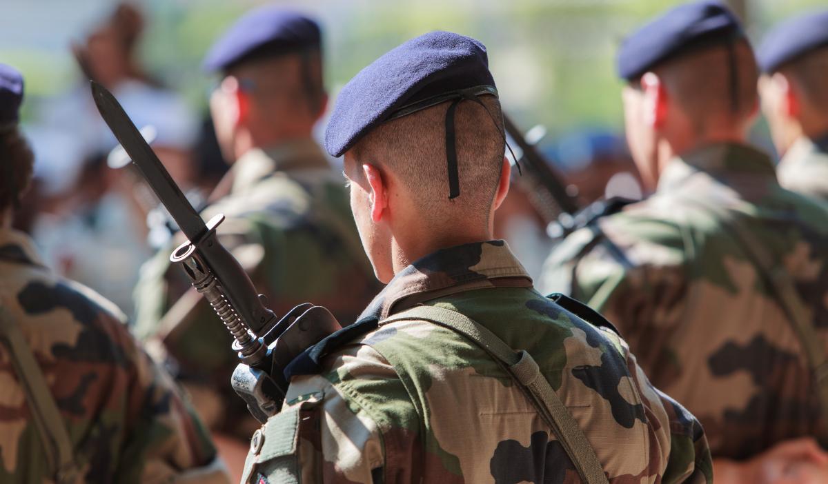 Страны-инициаторы считают, что должна быть создана бригада из 5 тыс. военных для помощи иностранным демократическим правительствам в случае необходимости / фото ua.depositphotos.com