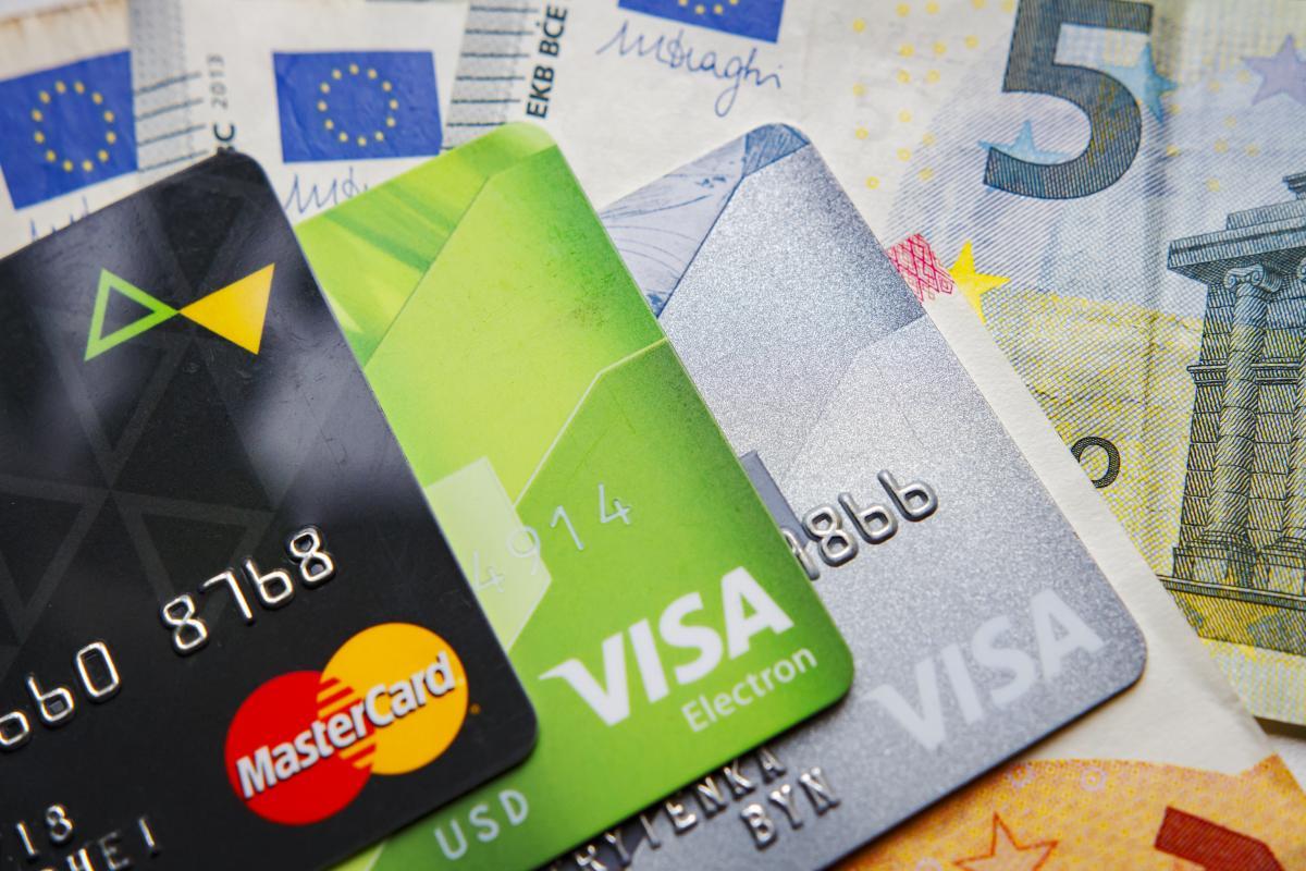Карткові платежі в Європі переважно обробляють компанії з США / фото ua.depositphotos.com