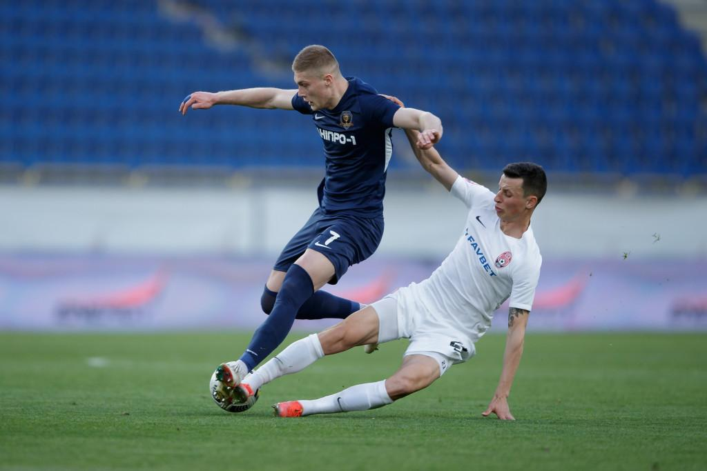 Зоря вдруге в сезоні обіграла Дніпро-1 / фото УПЛ