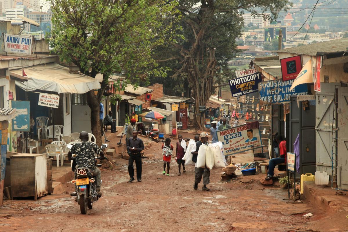 жертвоприношення єпоширеною практикоюв Уганді / фото ua.depositphotos.com