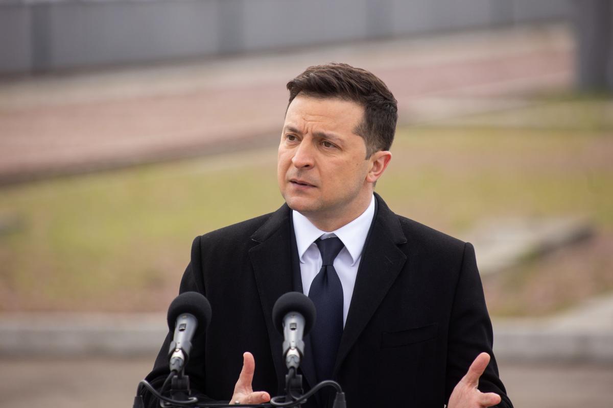 Зеленский рассказал о переговорах с Блинкеном / REUTERS