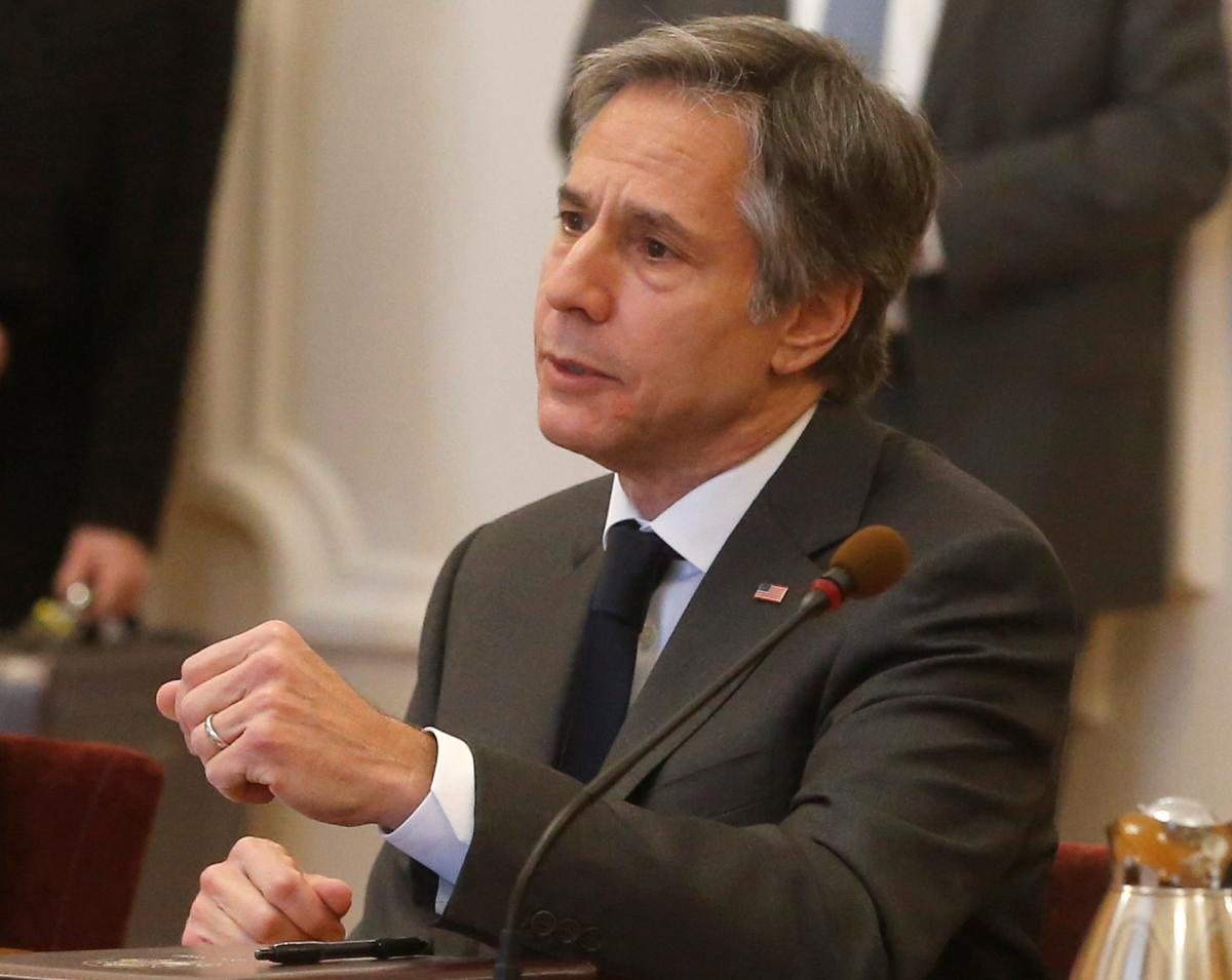 Госсекретарь США подчеркнул, что борьба с коррупцией является одной из важнейших задач для украинского народа / фото REUTERS