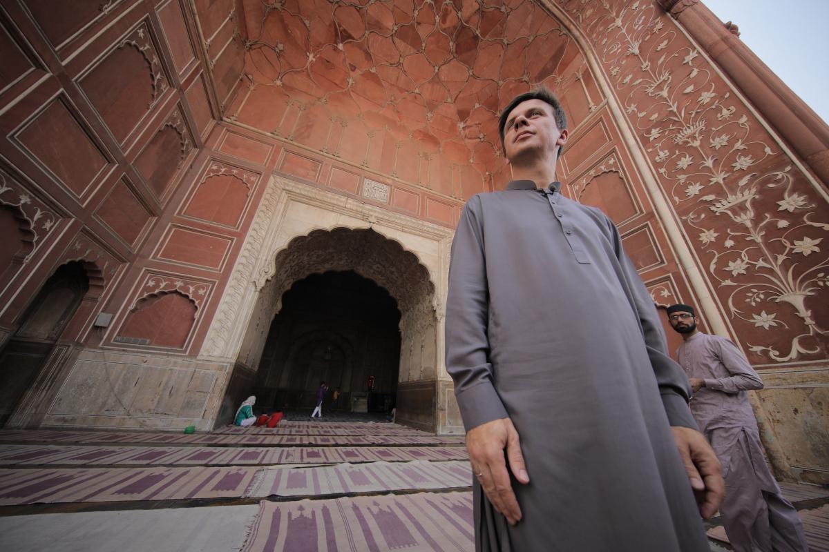 Комаров розповість, як жінки живуть в Пакистані / прес-служба