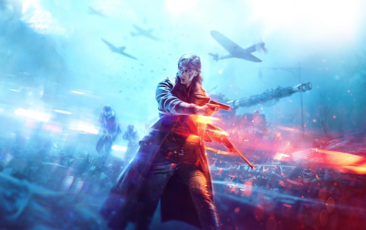 Кадр из игры Battlefield V / фото Electronic Arts