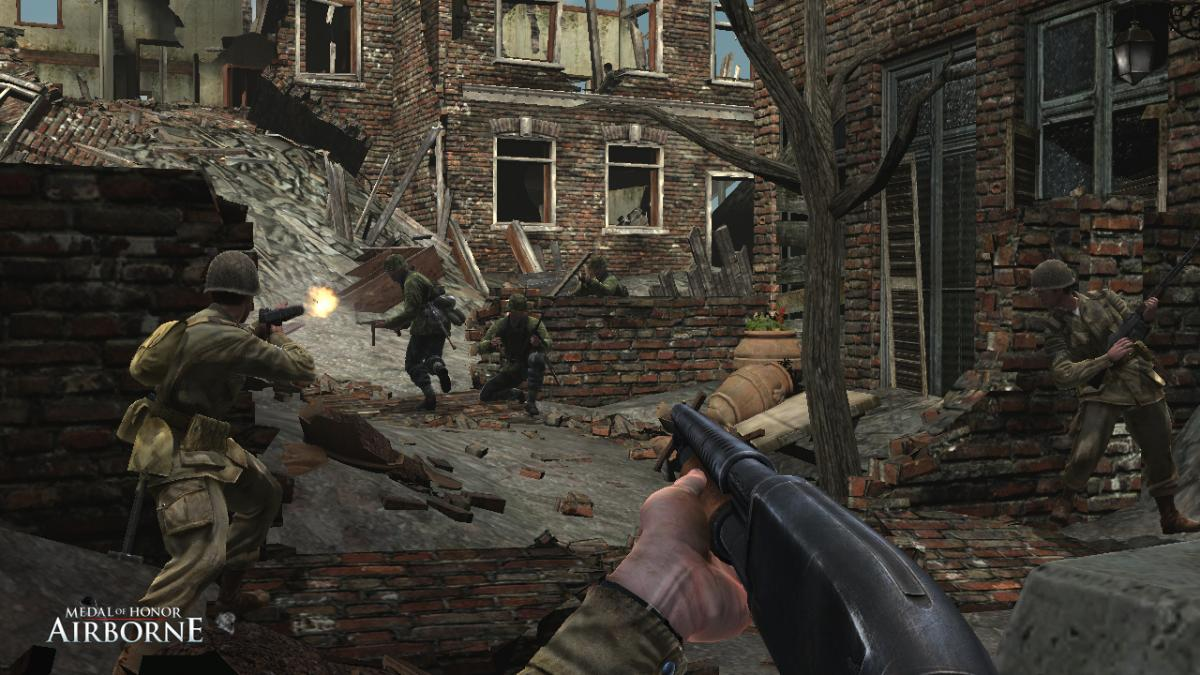 Medal of Honor Airborne / фото Electronic Arts