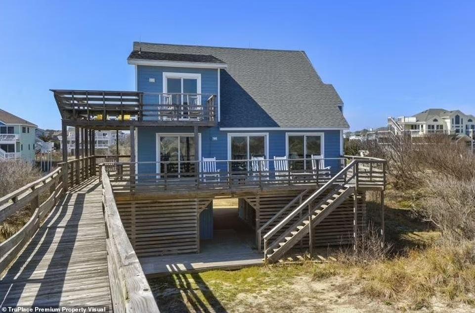 В этом доме отдыхал Билл Гейтс с экс-возлюбленной / фото Airbnb