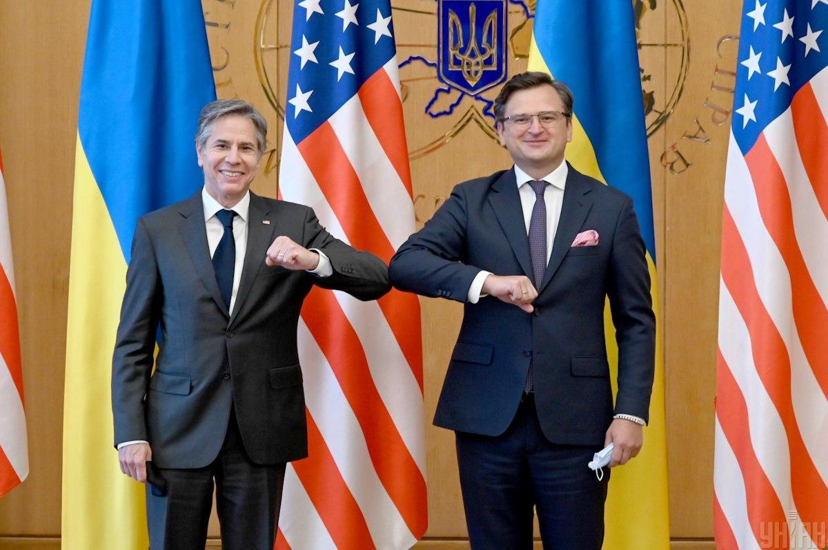 Кулебазазначив, щоСША є союзником номер один для України / фото УНІАН
