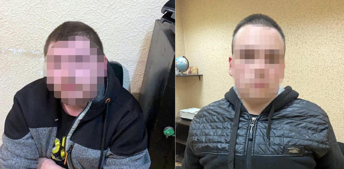 Пошуки зловмисників тривали дві години / kyiv.npu.gov.ua