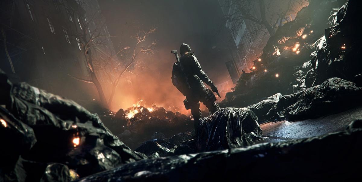 Анонсована також мобільна The Division / фото Ubisoft