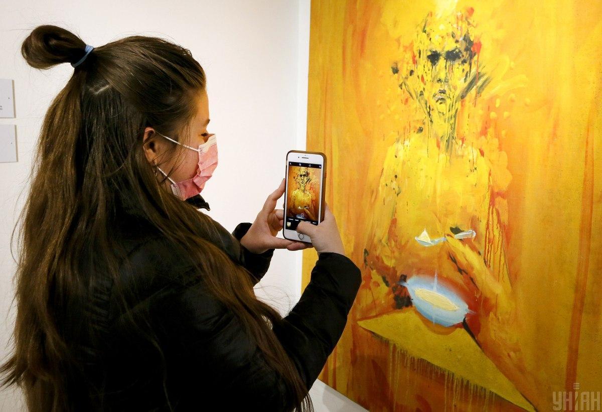 Новий Музей модернізму - експозиційна локація Львівської галереї мистецтв / фото УНІАН, Євгеній Кравс