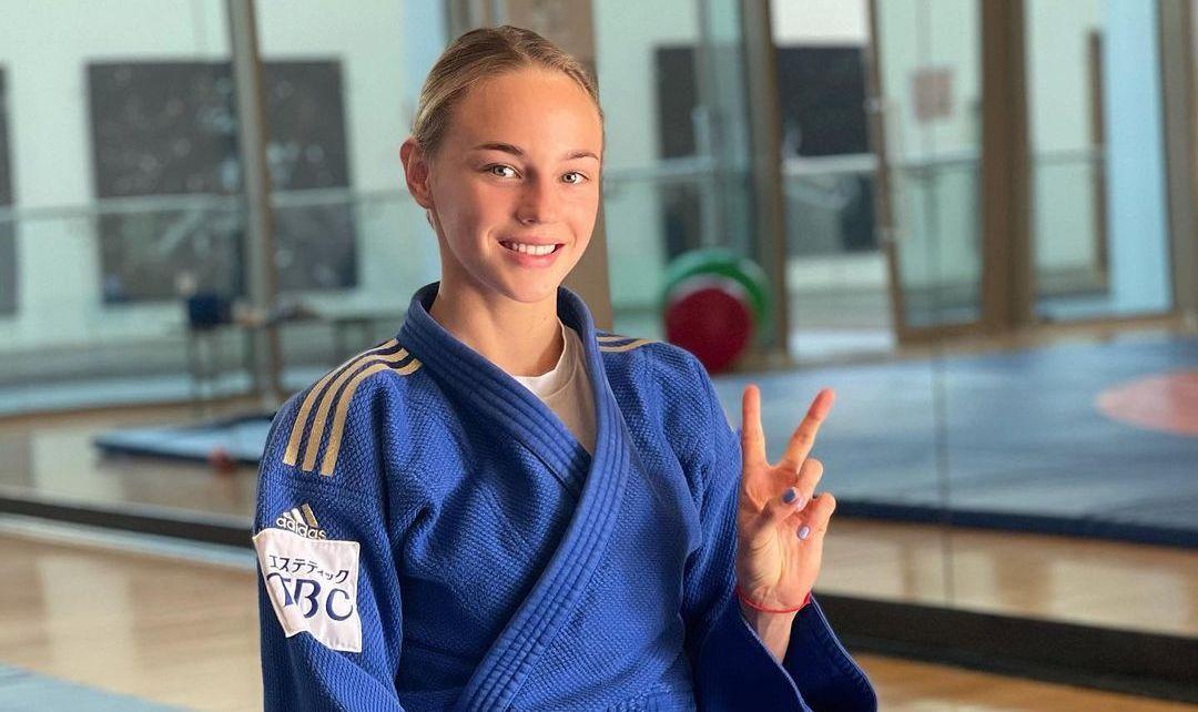 Дарья Белодед тренируется в Турции / instagram.com/dariabilodid7