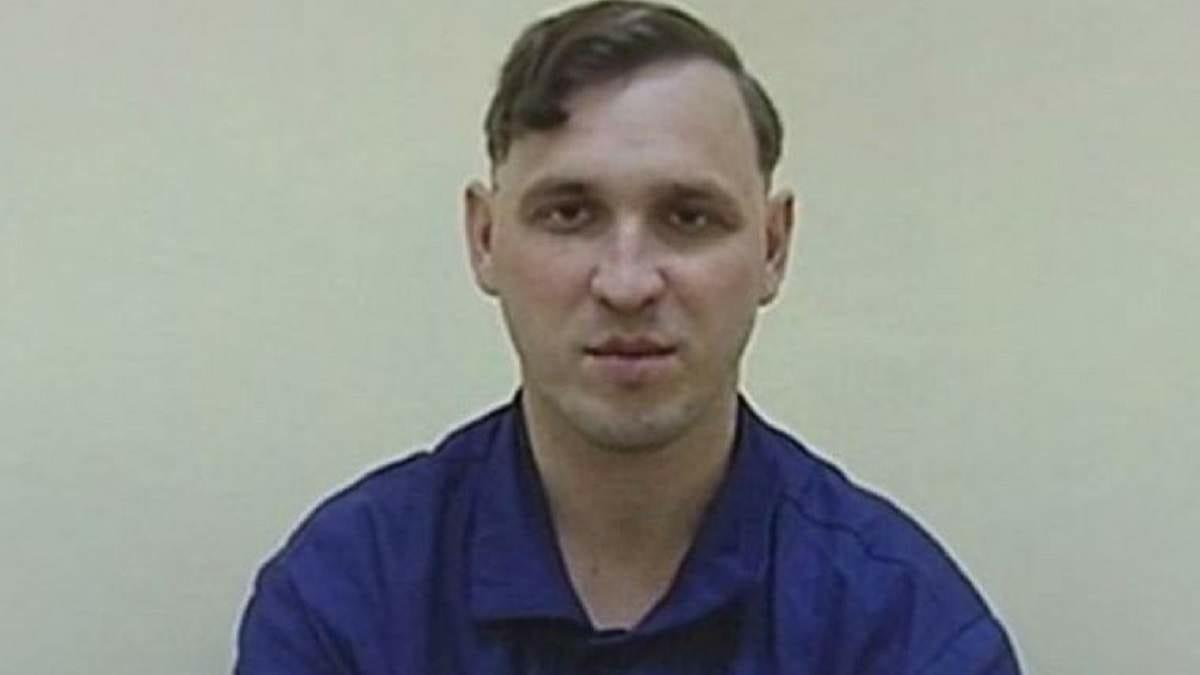 Chyrniy was detained on May 9, 2014 / Photo fromLiudmyla Denisova's Facebook page