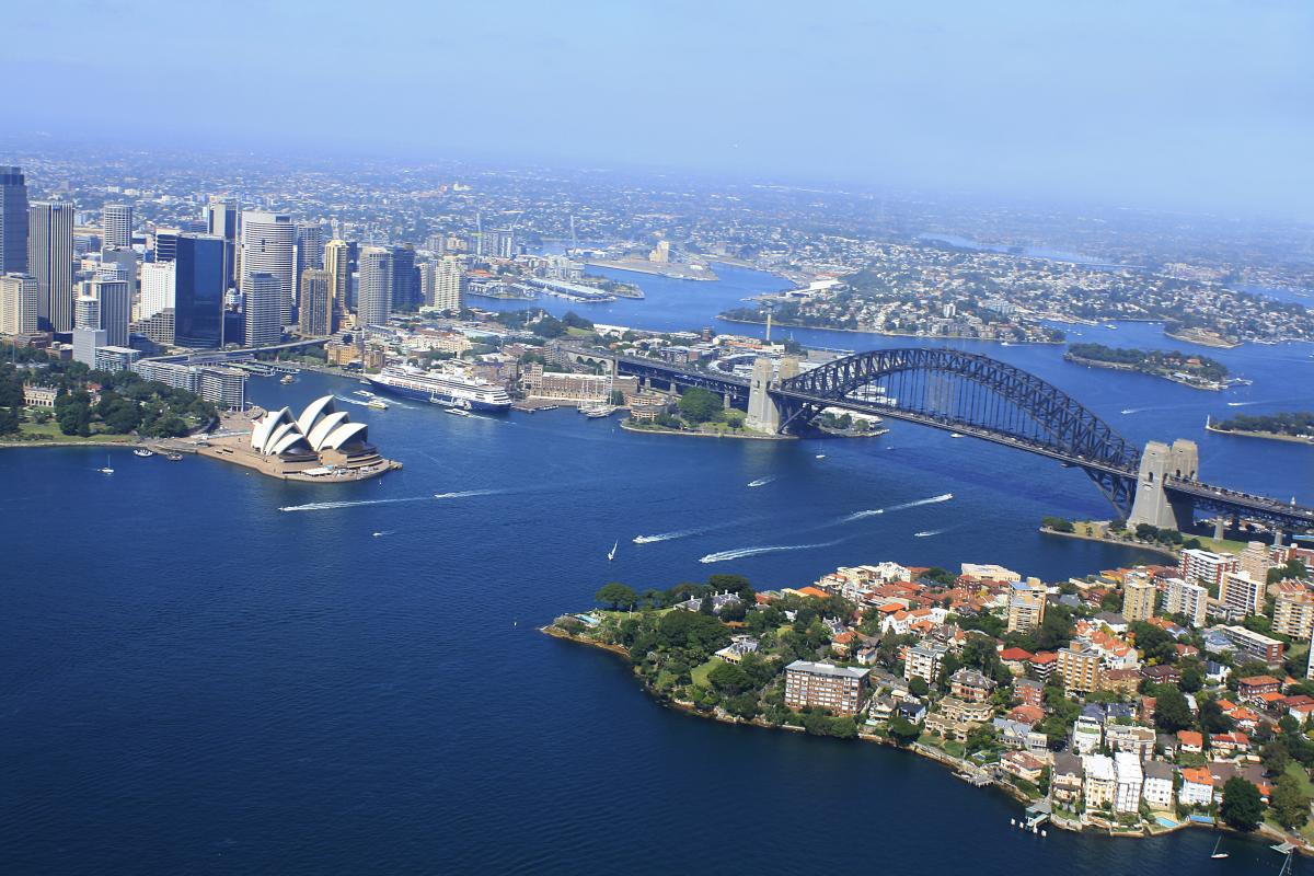 Туристів до Австралії поки не пустять / фото ua.depositphotos.com